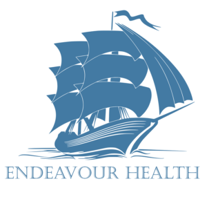 The Endeavour Health logo